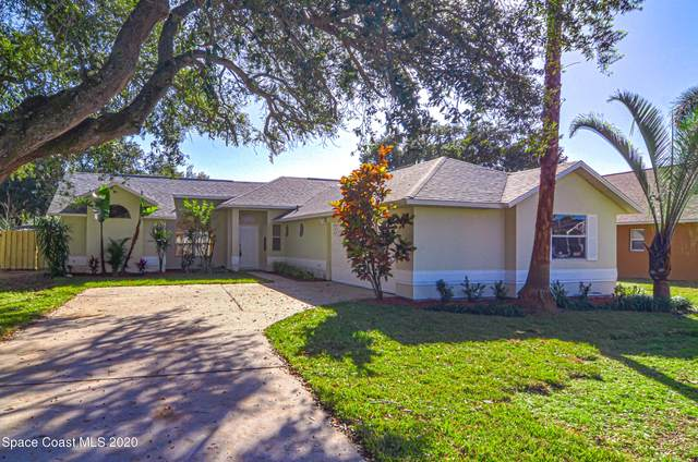 520 Buttonwood Drive, Merritt Island, FL 32953 (MLS #892628) :: Blue Marlin Real Estate