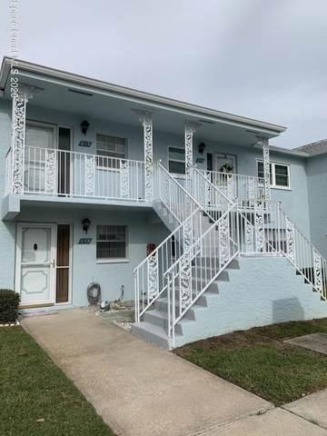 1005 Knox Mcrae Drive #213, Titusville, FL 32780 (MLS #893907) :: Blue Marlin Real Estate