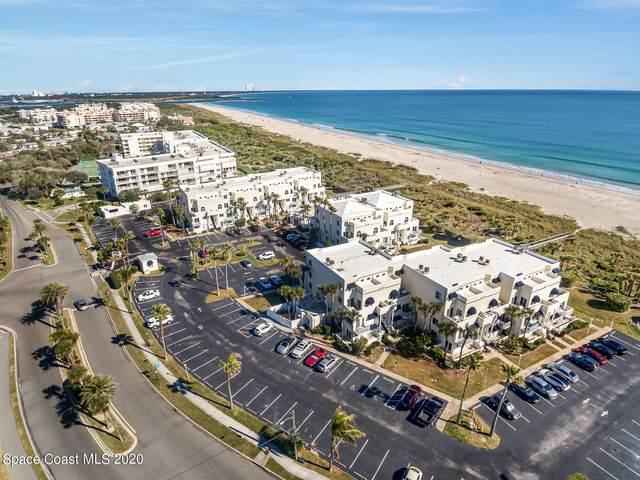 8600 Ridgewood Avenue #1212, Cape Canaveral, FL 32920 (MLS #894316) :: Premium Properties Real Estate Services