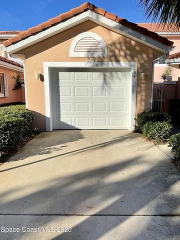 333 N Tropical Trl #104, Merritt Island, FL 32953 (MLS #895033) :: Premium Properties Real Estate Services