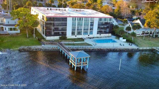 525 Indian River Avenue #306, Titusville, FL 32796 (MLS #896154) :: Premium Properties Real Estate Services