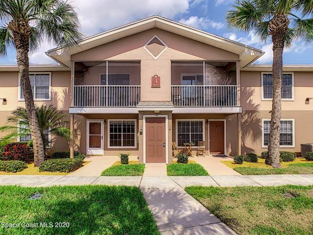 1821 Long Iron Drive #423, Rockledge, FL 32955 (MLS #896423) :: Blue Marlin Real Estate