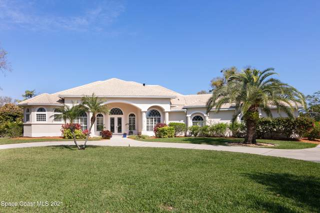 5185 Calmes Way, Merritt Island, FL 32952 (MLS #897345) :: Blue Marlin Real Estate