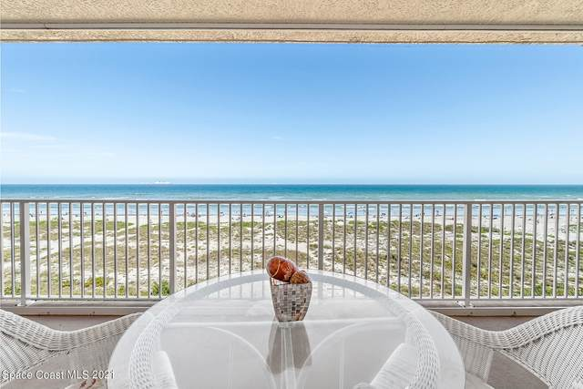 225 N Atlantic Avenue #502, Cocoa Beach, FL 32931 (MLS #897426) :: Premium Properties Real Estate Services