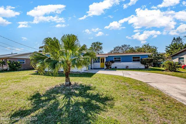 507 Monitor Street, Merritt Island, FL 32952 (MLS #897522) :: Blue Marlin Real Estate