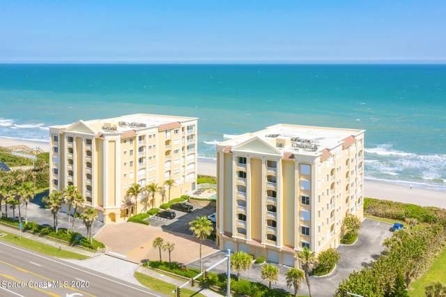 1095 Highway A1a #2302, Satellite Beach, FL 32937 (MLS #897523) :: Blue Marlin Real Estate
