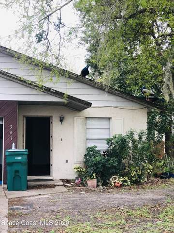 343 Country Lane Drive, Cocoa, FL 32926 (MLS #897640) :: Premium Properties Real Estate Services