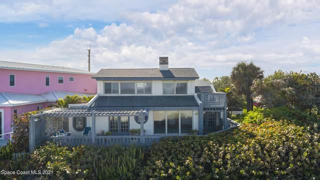 1201 Atlantic Street, Melbourne Beach, FL 32951 (MLS #897936) :: Engel & Voelkers Melbourne Central