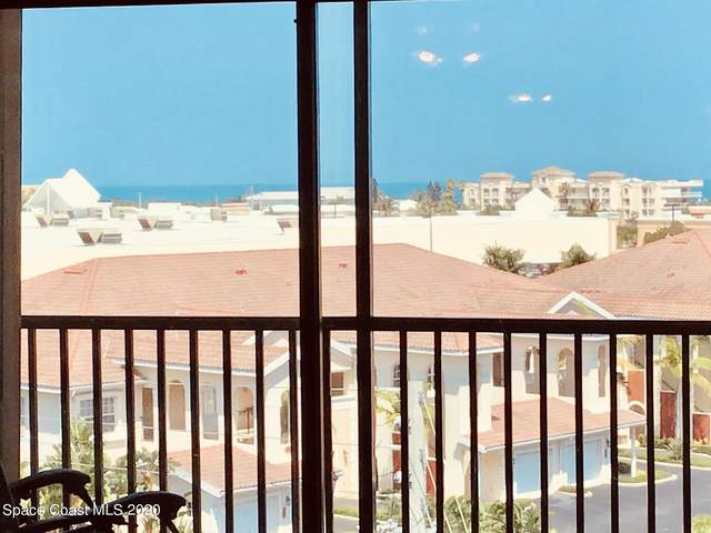 520 Palm Springs Boulevard #611, Satellite Beach, FL 32937 (MLS #898088) :: Blue Marlin Real Estate