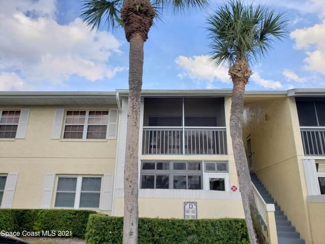 975 Sonesta Avenue NE #203, Palm Bay, FL 32905 (MLS #898281) :: Engel & Voelkers Melbourne Central