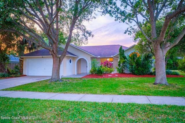 1710 Crane Creek Boulevard, Melbourne, FL 32940 (MLS #898615) :: Blue Marlin Real Estate