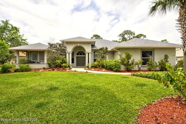 1865 Winding Ridge Circle SE, Palm Bay, FL 32909 (MLS #898798) :: Premium Properties Real Estate Services