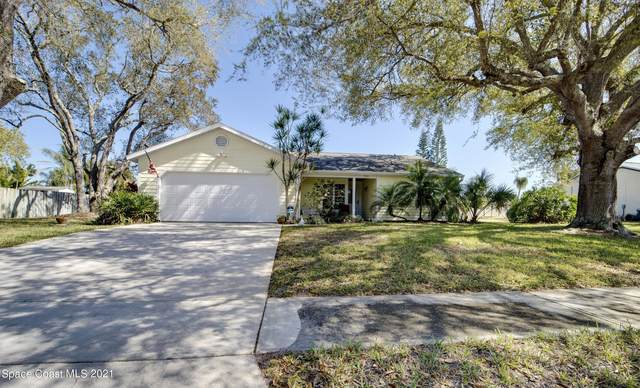 933 Cadillac Drive NE, Palm Bay, FL 32905 (MLS #898816) :: Premium Properties Real Estate Services
