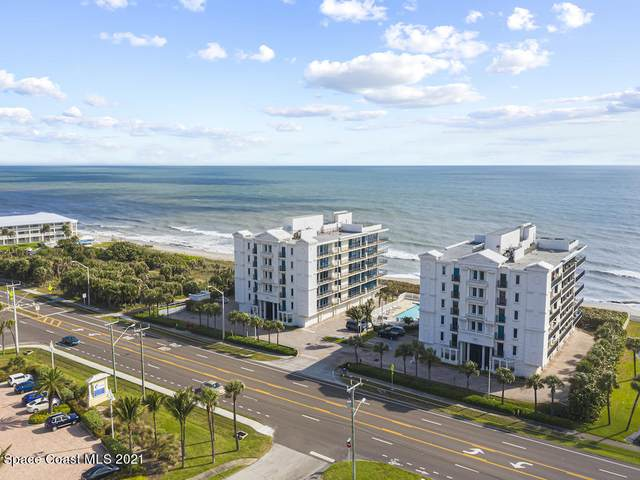 1323 Highway A1a Unit #401, Satellite Beach, FL 32937 (MLS #899482) :: Engel & Voelkers Melbourne Central
