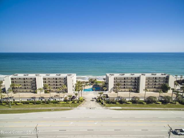 1465 Florida A1a #206, Satellite Beach, FL 32937 (MLS #899492) :: Premium Properties Real Estate Services