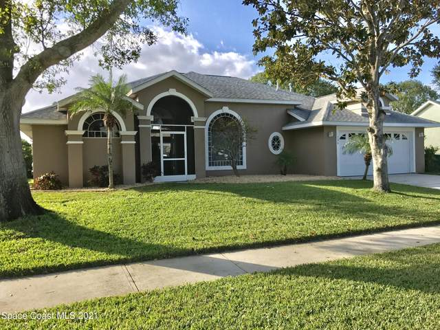 306 Lake Victoria Circle, Melbourne, FL 32940 (MLS #899787) :: Premium Properties Real Estate Services