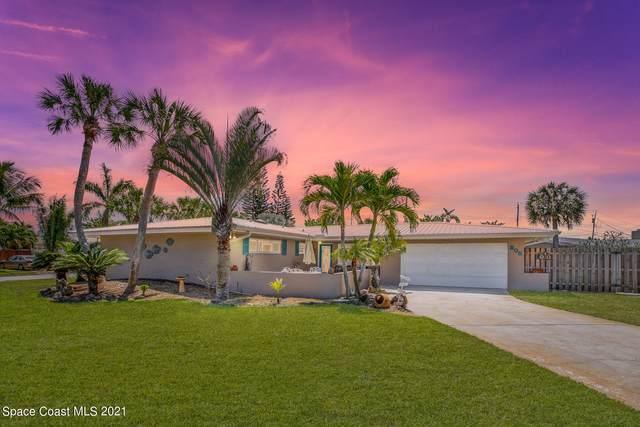 205 Sunrise Avenue, Satellite Beach, FL 32937 (MLS #899788) :: Premium Properties Real Estate Services