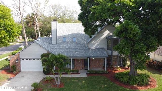 986 Whisperpine Drive, Melbourne, FL 32901 (MLS #900059) :: Premium Properties Real Estate Services