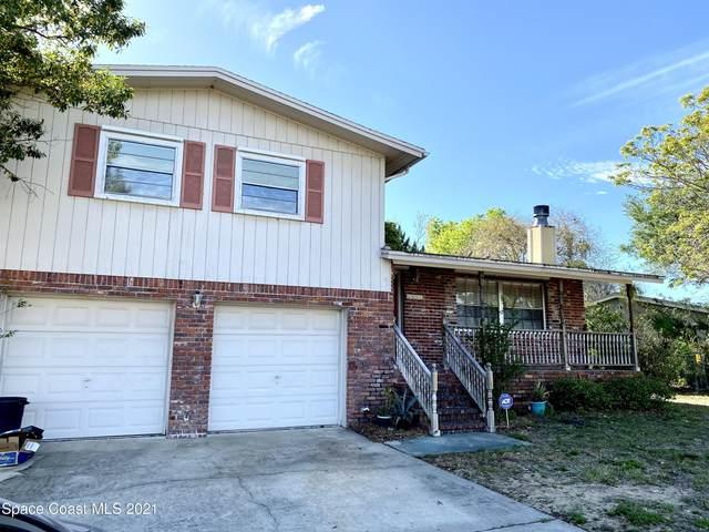 3660 Royal Oak Drive, Titusville, FL 32780 (MLS #900235) :: Premium Properties Real Estate Services