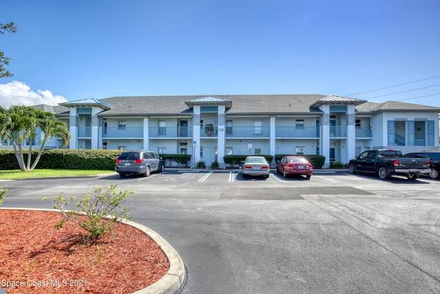110 Portside Avenue #205, Cape Canaveral, FL 32920 (MLS #900776) :: Blue Marlin Real Estate