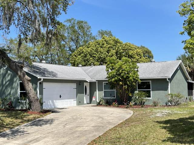 1739 Valley Forge Drive, Titusville, FL 32796 (MLS #900970) :: Premium Properties Real Estate Services