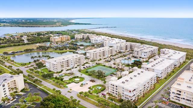 602 Shorewood Drive A404, Cape Canaveral, FL 32920 (MLS #901075) :: Premium Properties Real Estate Services
