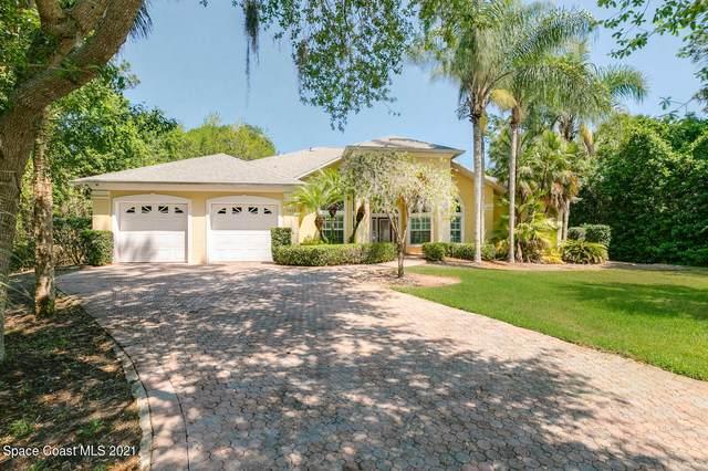 1368 Otter Lane, Merritt Island, FL 32953 (MLS #901096) :: Blue Marlin Real Estate