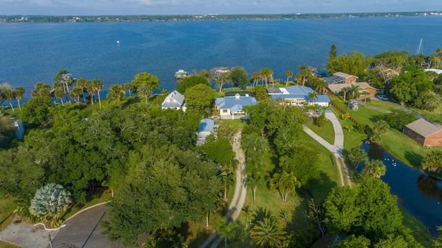 620 Lucas Place, Merritt Island, FL 32953 (MLS #901199) :: Blue Marlin Real Estate