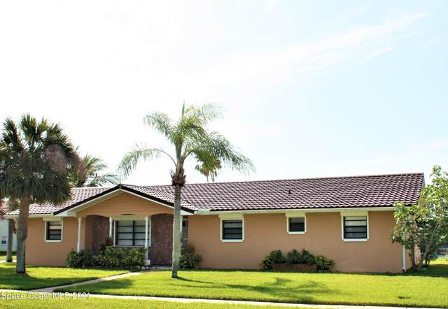 304 Jack Drive, Cocoa Beach, FL 32931 (MLS #901269) :: Engel & Voelkers Melbourne Central