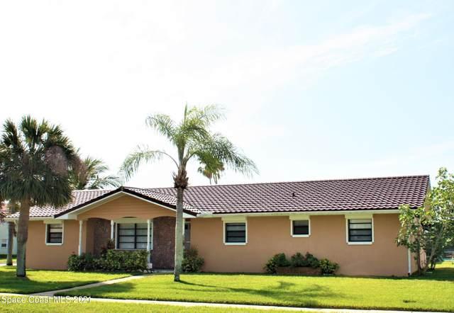 304 Jack Drive, Cocoa Beach, FL 32931 (MLS #901269) :: Premium Properties Real Estate Services