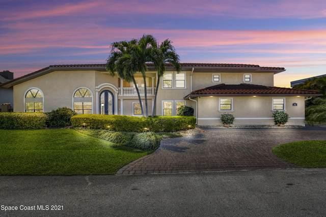 762 Loggerhead Island Drive, Satellite Beach, FL 32937 (MLS #901592) :: Premium Properties Real Estate Services