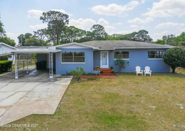 169 Park Lane, Titusville, FL 32780 (MLS #901596) :: Engel & Voelkers Melbourne Central