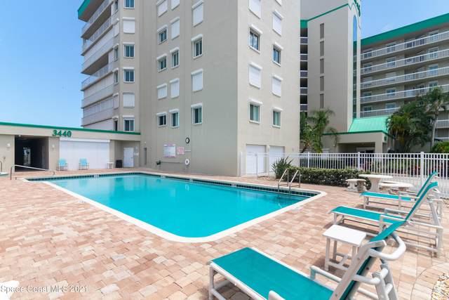 3400 Ocean Beach Boulevard #707, Cocoa Beach, FL 32931 (MLS #901799) :: Keller Williams Realty Brevard