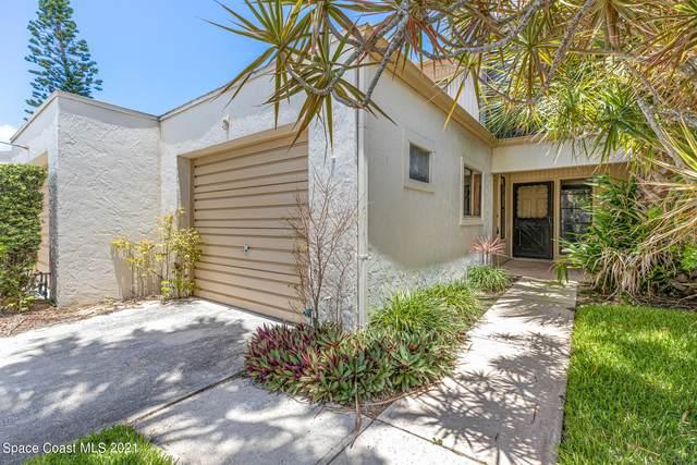 404 Hawthorne Court, Indian Harbour Beach, FL 32937 (MLS #901807) :: Premium Properties Real Estate Services