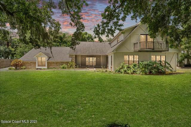 4355 Indian River Drive, Cocoa, FL 32927 (MLS #902178) :: Blue Marlin Real Estate