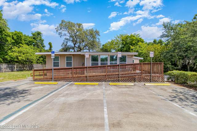 320 Canaveral Groves Boulevard, Cocoa, FL 32926 (MLS #902316) :: Premium Properties Real Estate Services