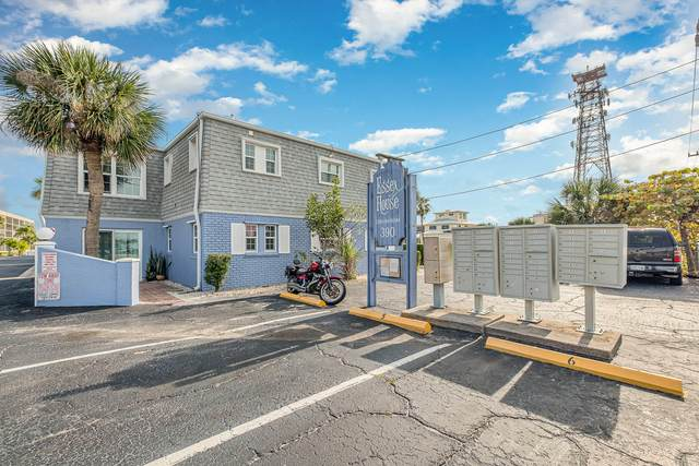 390 W Cocoa Beach Causeway 4-1, Cocoa Beach, FL 32931 (MLS #902585) :: Engel & Voelkers Melbourne Central