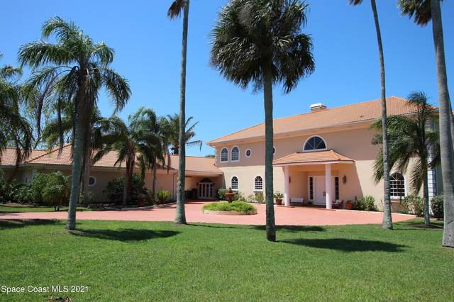 6007 N Tropical Trail, Merritt Island, FL 32953 (MLS #902872) :: Blue Marlin Real Estate