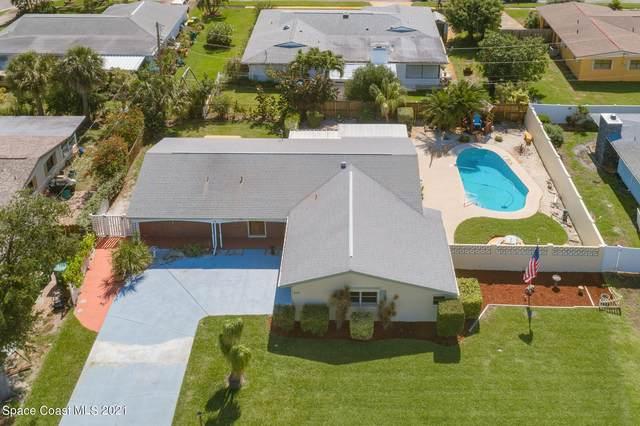 215 Avocado Street, Satellite Beach, FL 32937 (MLS #903004) :: Blue Marlin Real Estate