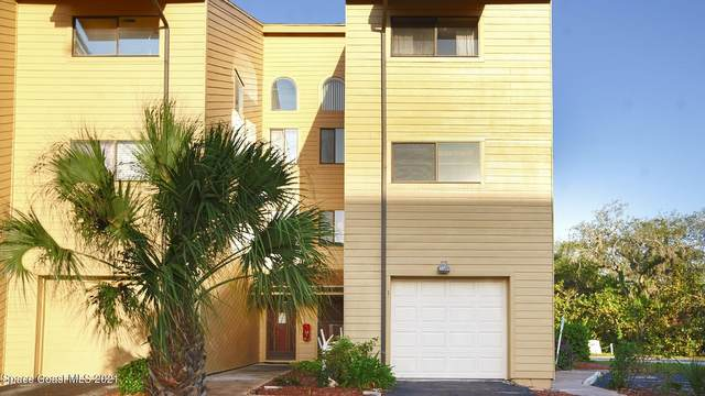 441 N Harbor City Boulevard D1, Melbourne, FL 32935 (MLS #903025) :: Blue Marlin Real Estate