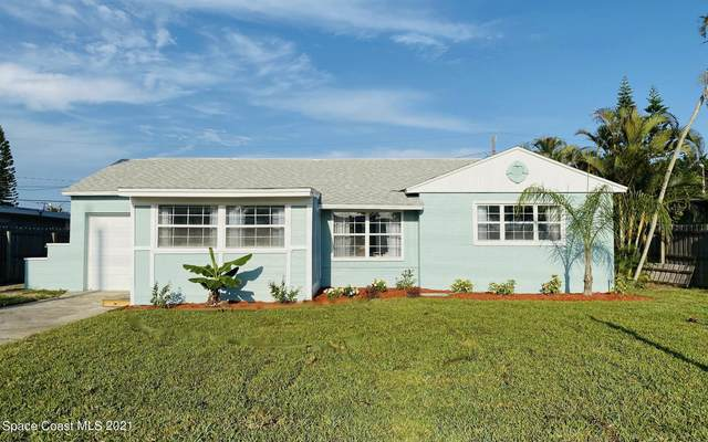 1025 S Orlando Avenue, Cocoa Beach, FL 32931 (MLS #903041) :: Engel & Voelkers Melbourne Central