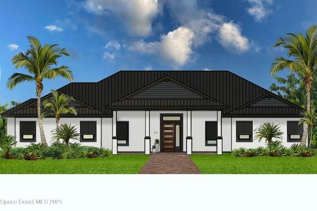 211 River Drive, Melbourne Beach, FL 32951 (MLS #903257) :: Blue Marlin Real Estate