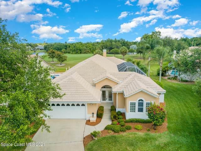 920 Palm Brook Drive, Melbourne, FL 32940 (MLS #903528) :: Premium Properties Real Estate Services