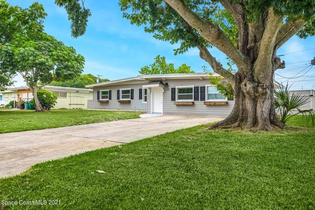 270 Birch Avenue, Merritt Island, FL 32953 (MLS #903932) :: Blue Marlin Real Estate