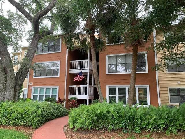 225 S Tropical Trail #110, Merritt Island, FL 32952 (MLS #904797) :: Premium Properties Real Estate Services