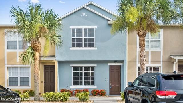 63 Bounty Lane, Indialantic, FL 32903 (MLS #906683) :: Blue Marlin Real Estate