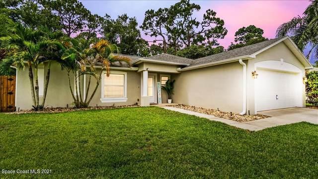 7635 Fringe Place, Cocoa, FL 32927 (MLS #906756) :: Blue Marlin Real Estate