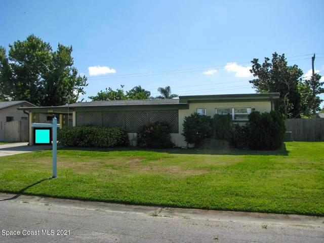 918 Westwood Drive, Merritt Island, FL 32953 (MLS #907043) :: Engel & Voelkers Melbourne Central