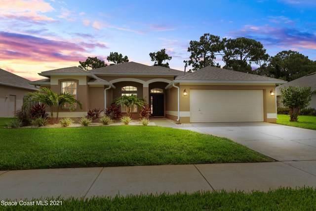 4866 Verona Circle, Melbourne, FL 32940 (MLS #907384) :: Blue Marlin Real Estate
