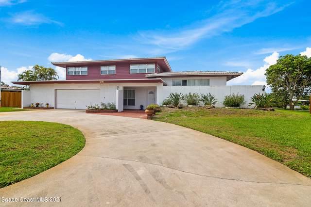 236 Jamaica Drive, Cocoa Beach, FL 32931 (MLS #907438) :: Keller Williams Realty Brevard